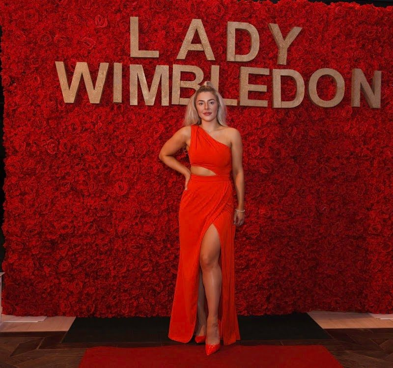 Lady in Red | Emma Wallace