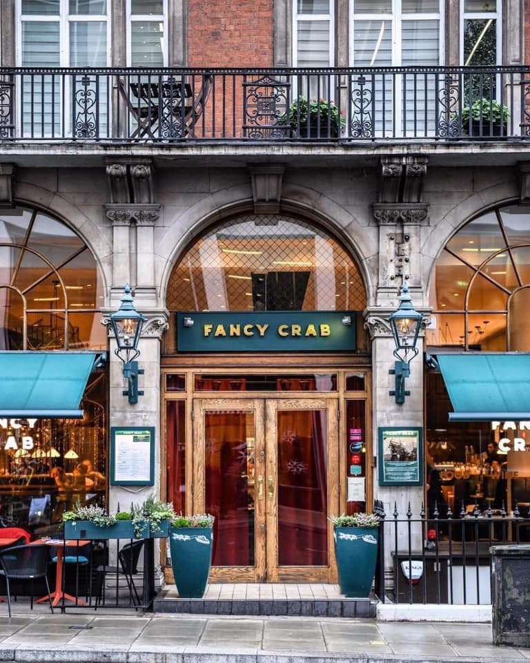 Review: Fancy Crab London