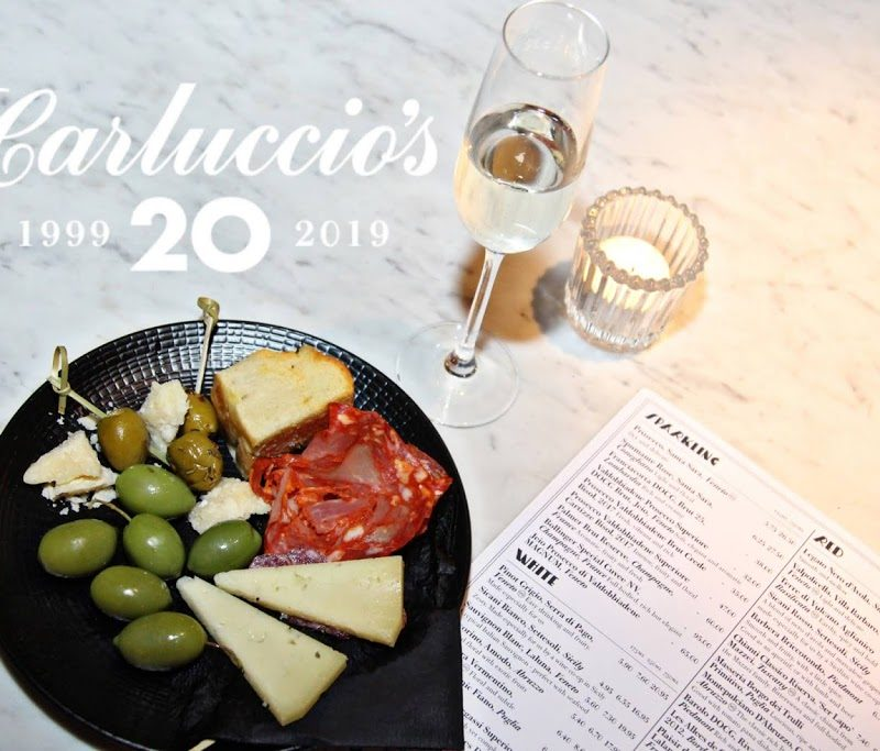 Carluccio's | Richmond Reopening
